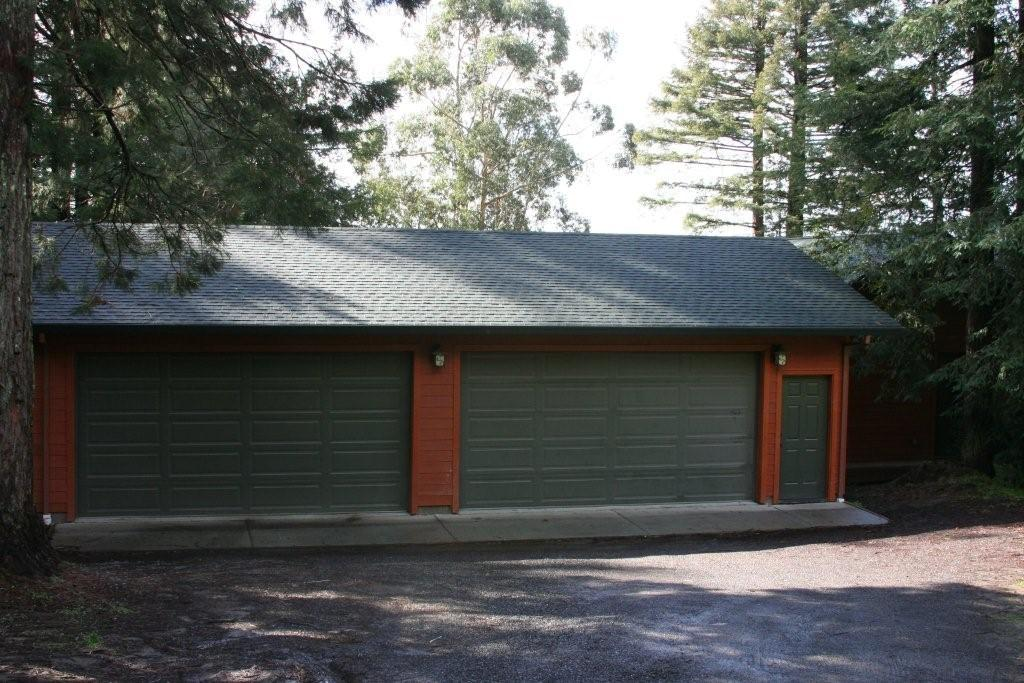 Engineered by PMHI custom 4 car garage and framing package
